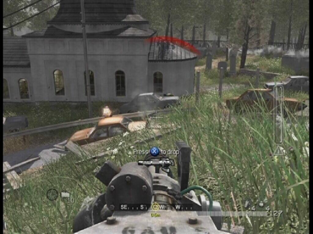 Minigun Bullet Mini-Gun