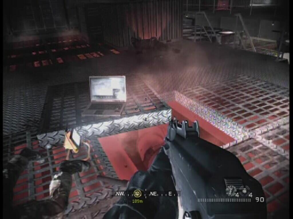 Call Of Duty 4 Guide Prolugue