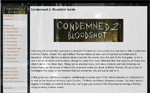 Condemned: Criminal Origins Guide