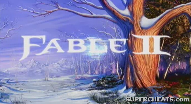 Fable 2 Font