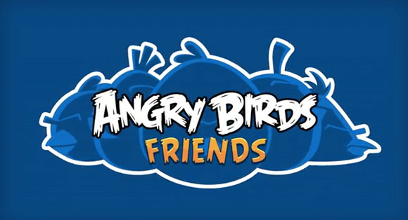 Angry Birds Friends no Facebook