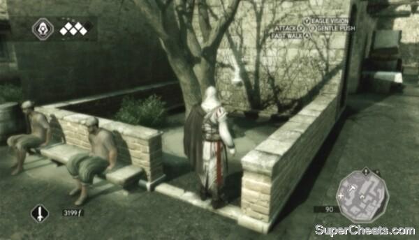 Assassin S Creed  Statue Locations Villa