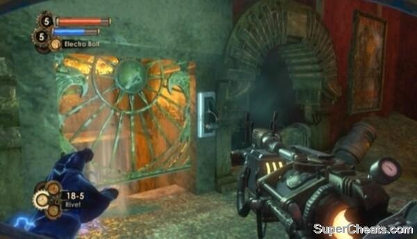 Dionysus Park Bioshock 2 Guide