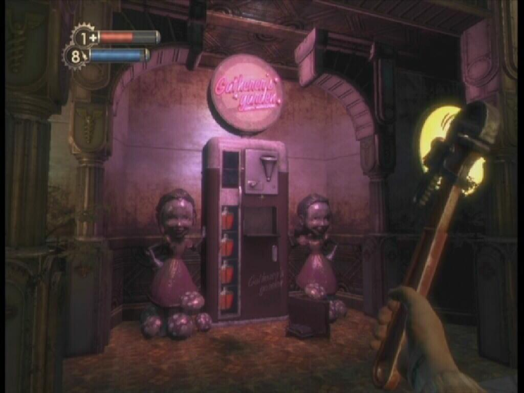 Ideas On How To Put Together A Bioshock Themed Party