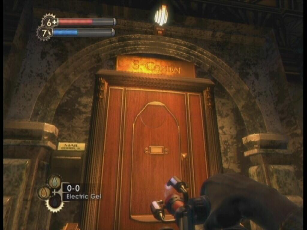 Bioshock Found Cohen S Room