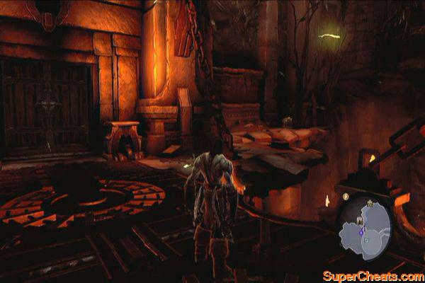 Darksiders  Shaman Craft Stalker Bone