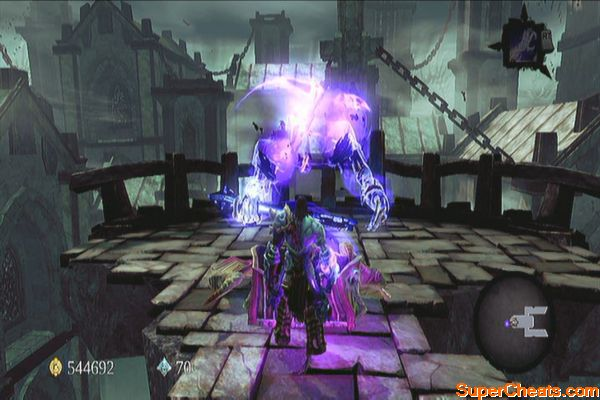 how to fast travel in darksiders 2