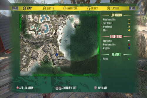 How To Track Quest In Dead Island