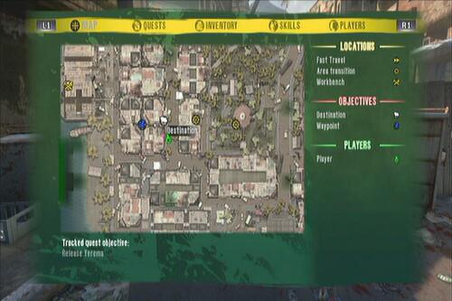Dead Island Slash Mod Location
