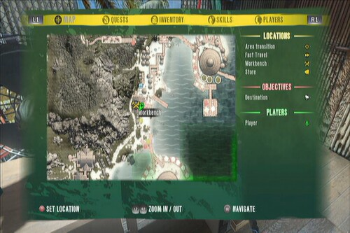 Dead Island Blueprints Act