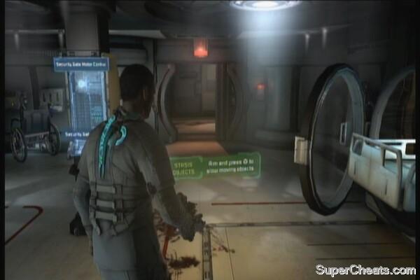 Dead Space  Conduit Rooms
