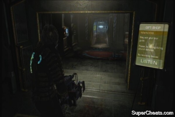 Chapter 4 - Dead Space 2 Guide