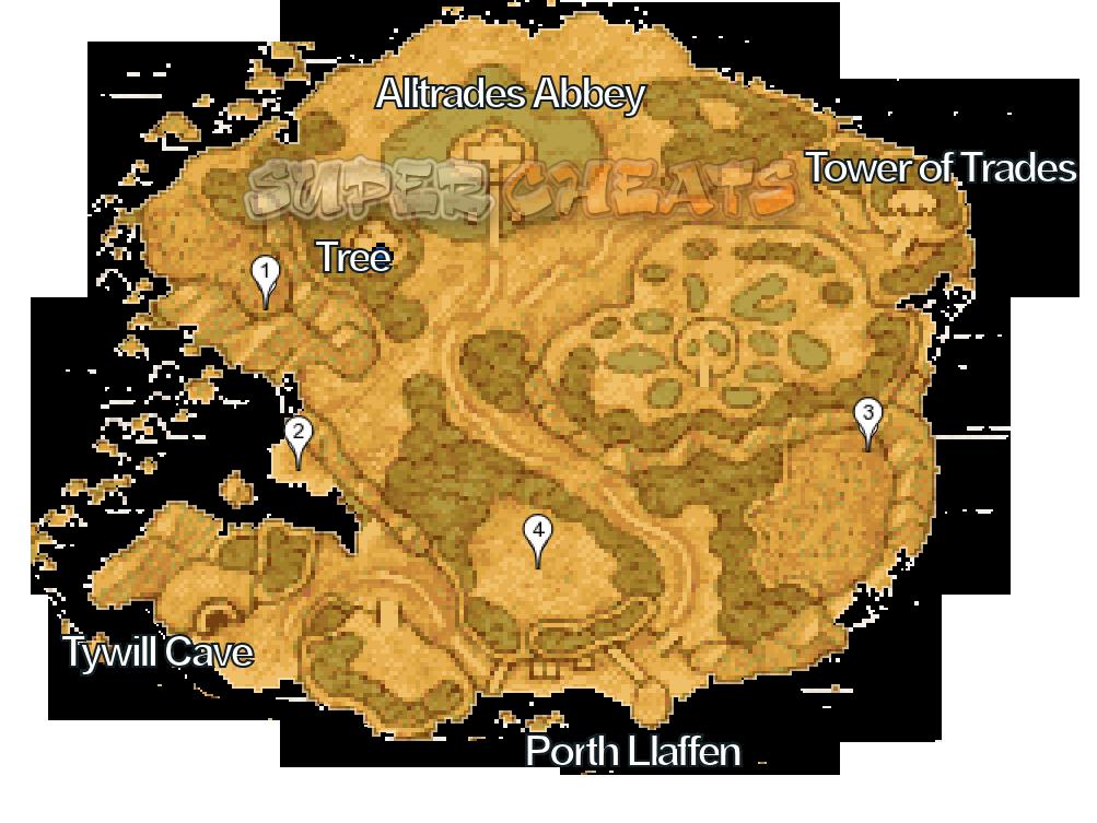 Dragon quest 9 comment avoir du densinium for Where can you find soil