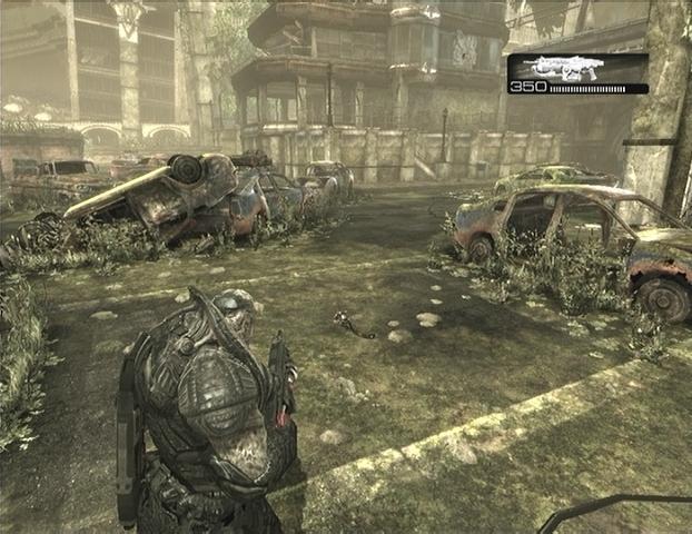 Gridlock Gears Of War 2 Guide