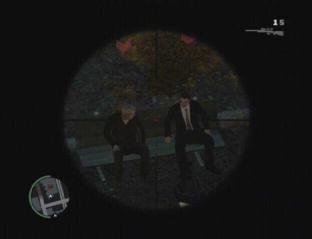 Francis Mcreary S Missions Grand Theft Auto 4 Guide