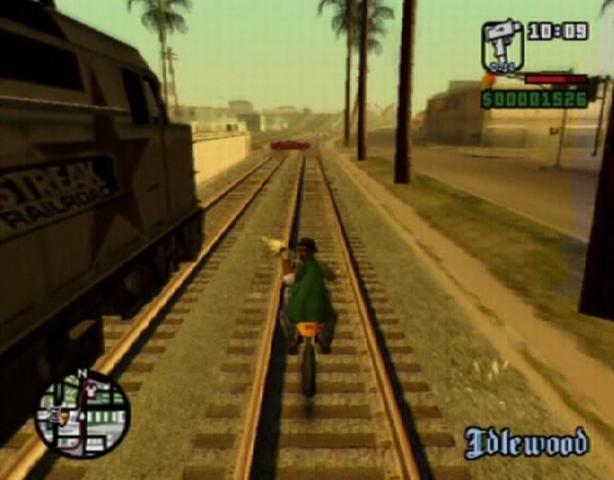 Learning to Fly: The Most-Hated Mission in 'Grand Theft Auto: San Andreas'