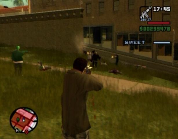 Sweet S Missions Grand Theft Auto San Andreas Guide
