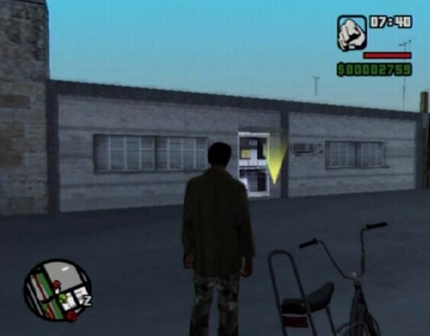 Cj's missions - grand theft auto: san andreas614