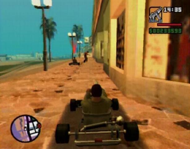 Grand Theft Auto San Andreas Majkyto