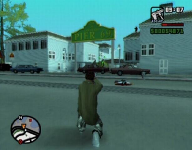 Cj S Missions Grand Theft Auto San Andreas Guide