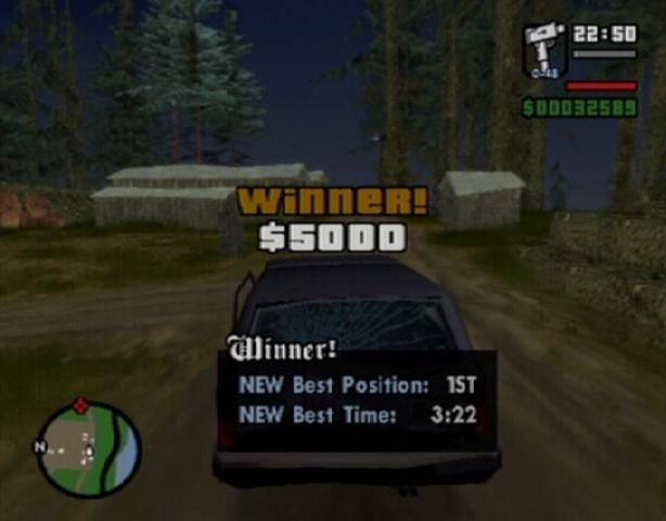 Gta San Andreas Ps2 100 Complete Game Save - riversoftmore