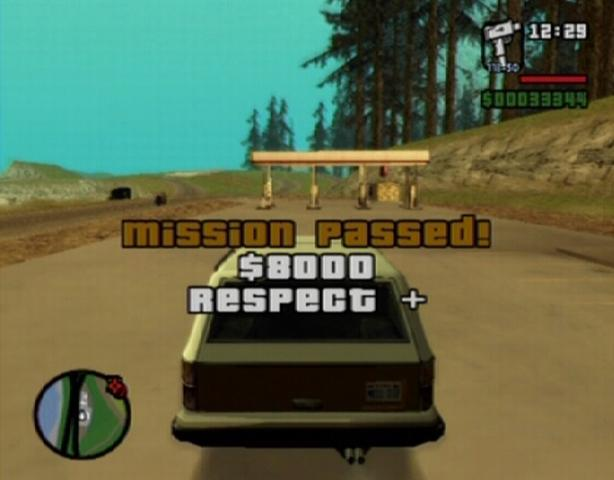 Grand Theft Auto  Can T Complete Car Chase