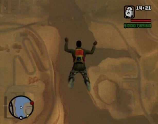 Hiding the parachute level indicator - Scripting - Multi Theft Auto