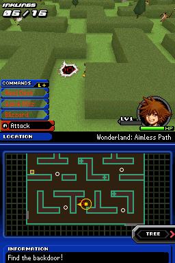 One Path Super >> Wonderland - Kingdom Hearts: Recoded Guide