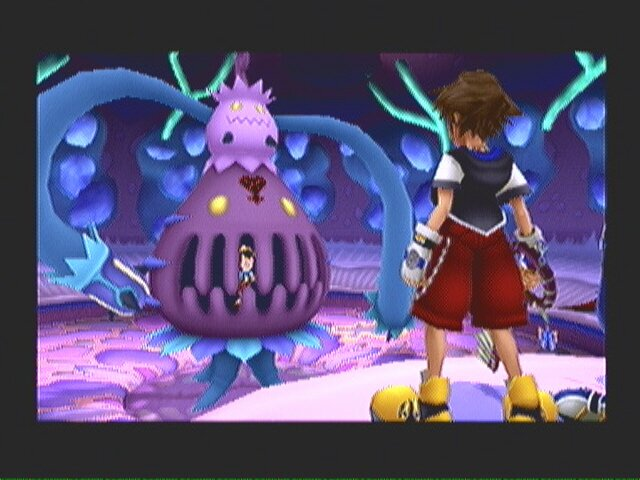 Monstro Kingdom Hearts Guide