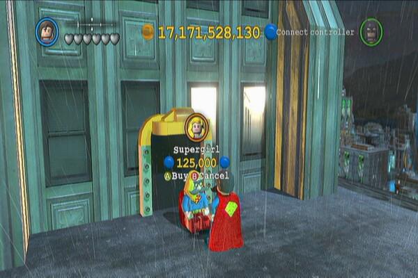 Lego Batman 2 Nds