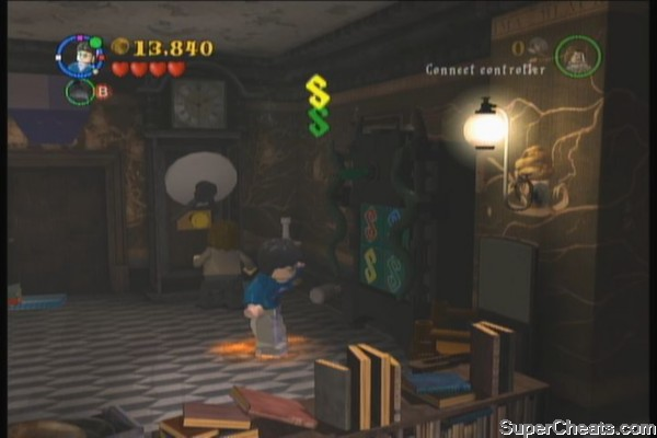 Y5 L4 Kreacher Discomforts Lego Harry Potter Years 5 7
