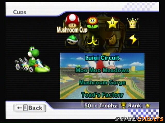 Courses - Mario Kart Wii