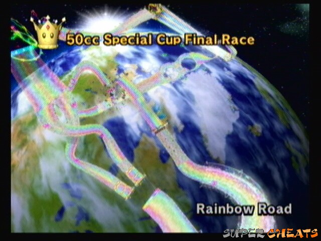 Top 5 Rainbow Road Tracks in Mario Kart Map28-1