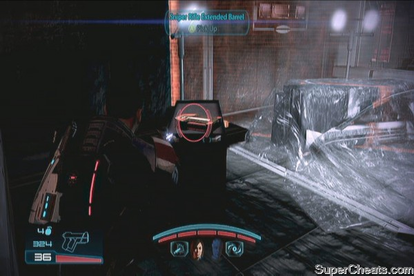 how to use medi gel in mass effect