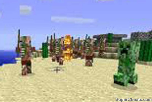 The Mobs Of Minecraft Minecraft