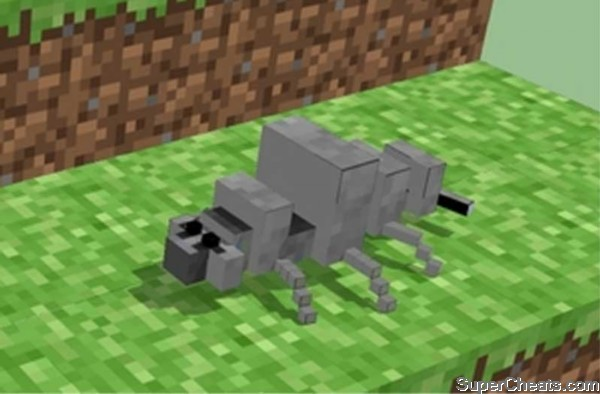 How To Break Your First Stone Block In Mine Craft