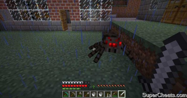 How Do You Make A Lead In Minecraft >> The Mobs of Minecraft - Minecraft