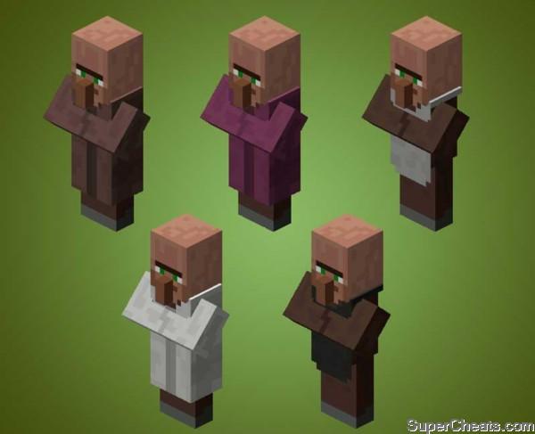 Hm11 Minecraft Mobs