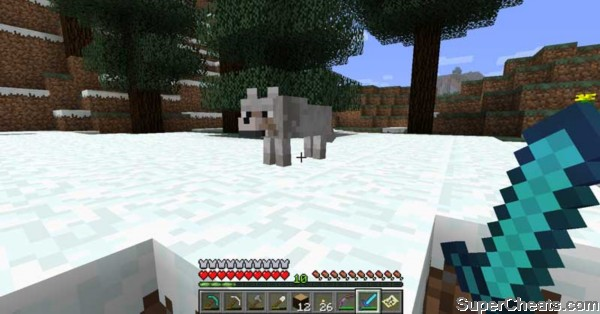 The mobs of minecraft minecraft wolves are passive until attacked but make very good pets ccuart Gallery