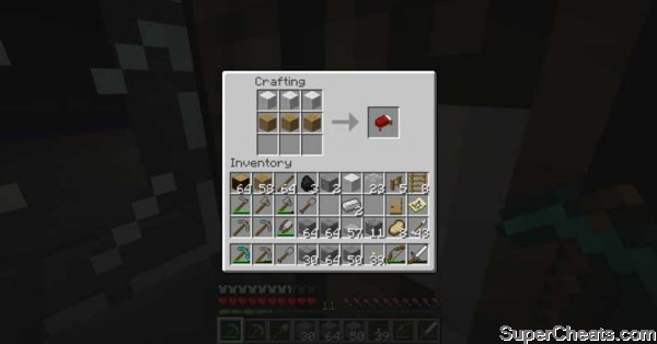 how to build a tripwire in minecraft