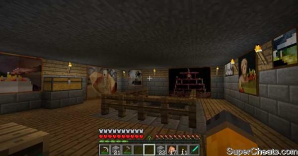 Decorations Minecraft
