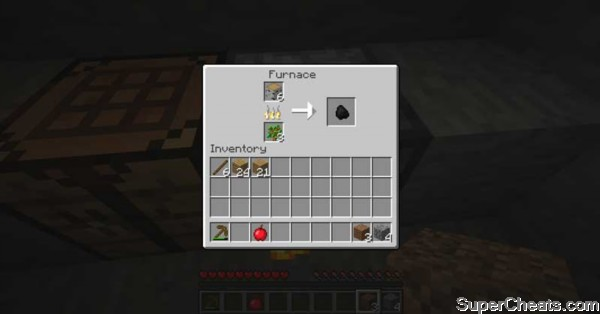 How To Craft Charcoal In Minecraft Xbox