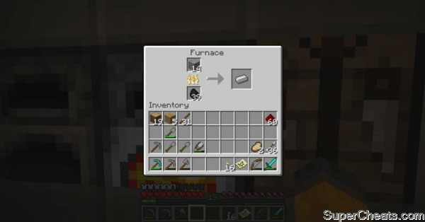 How Do You Craft Iron Bars In Minecraft