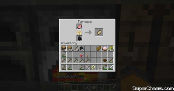 Food and you the recipes you need minecraft the porkchops recipe forumfinder Gallery