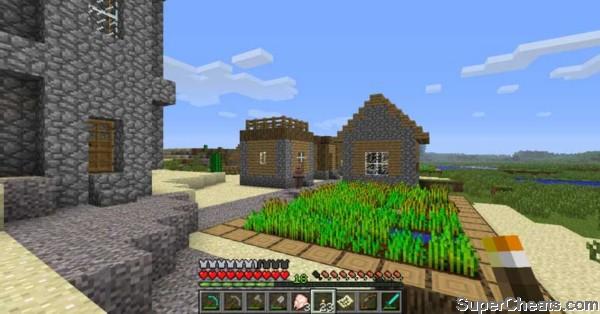 NPC Village Minecraft - Minecraft hauser cheaten