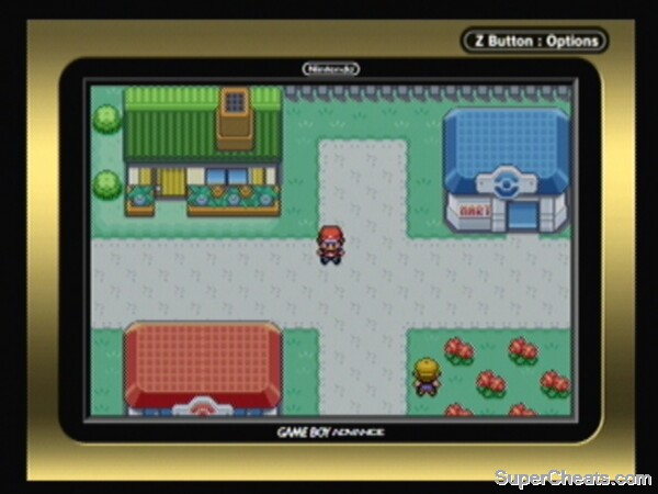 pokemon leaf green how to get to celadon city