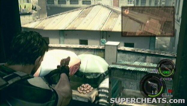 Donde encontrar los 30 Emblemas del Resident Evil 5[Parte1]
