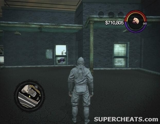Cheats For Saints Row 2