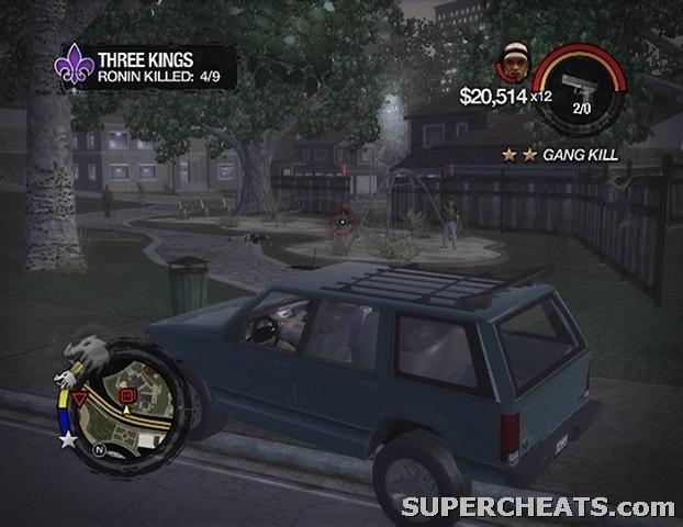 Saints Row  Unlock Every Car