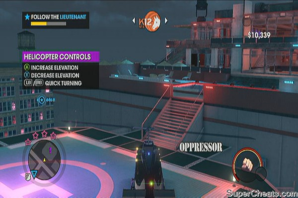 Survival Missions Saints Row The Third Guide